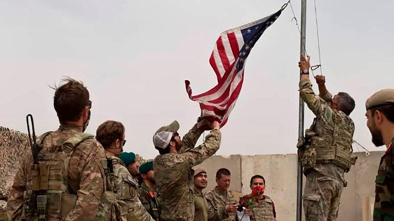 После американцев хоть талибы*?..