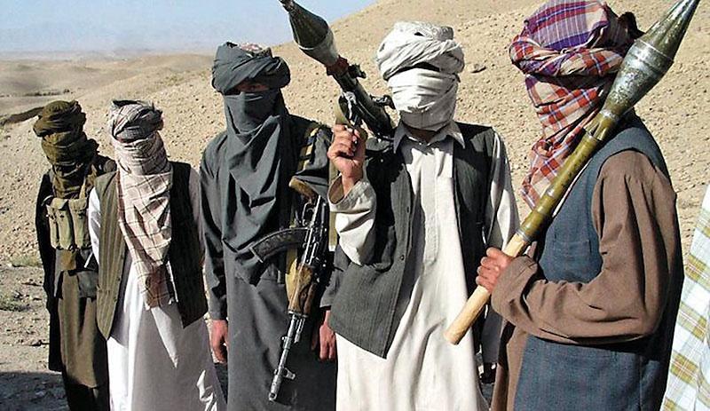 Движение «Талибан»** появилось при прямом участии пакистанских спецслужб.