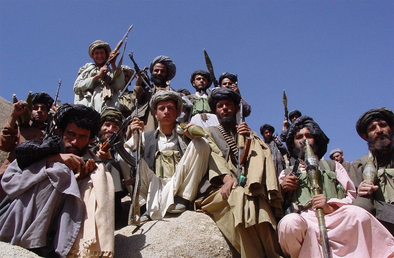 Талибы* ребята очень простые...