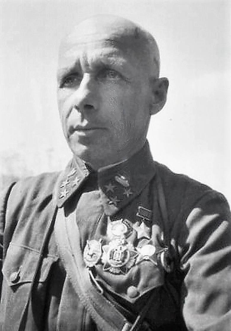 Командиру 57-й танковой дивизии полковнику Мишулину В.А. было присвоено звание Героя Советского Союза и генеральское звание.
