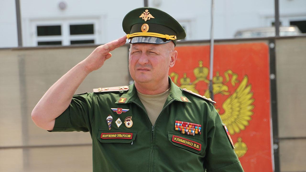 Полковник Вадим Клименко: «Напряжённость боевой учёбы нивелируется престижностью службы в нашем соединении»