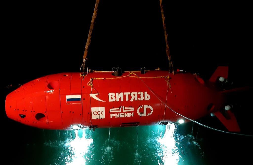 В мае 2020 года аппарат «Витязь-Д» совершил погружение в Марианскую впадину.