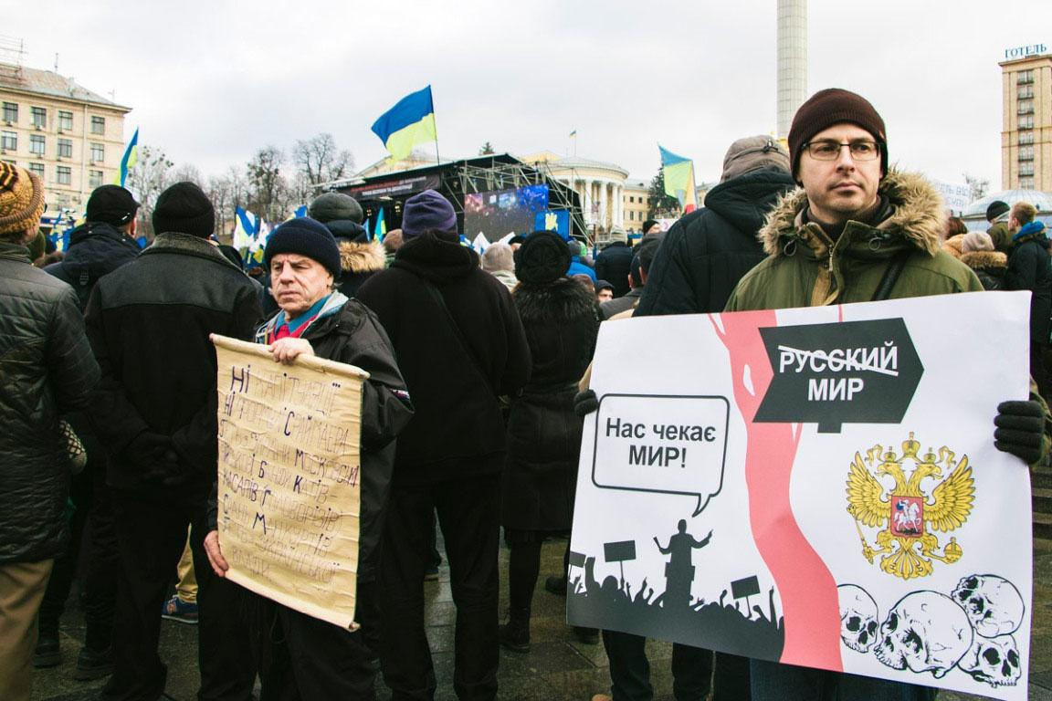 Быстро увеличивается сегмент людей агрессивно ненавидящих Россию и всё русское.