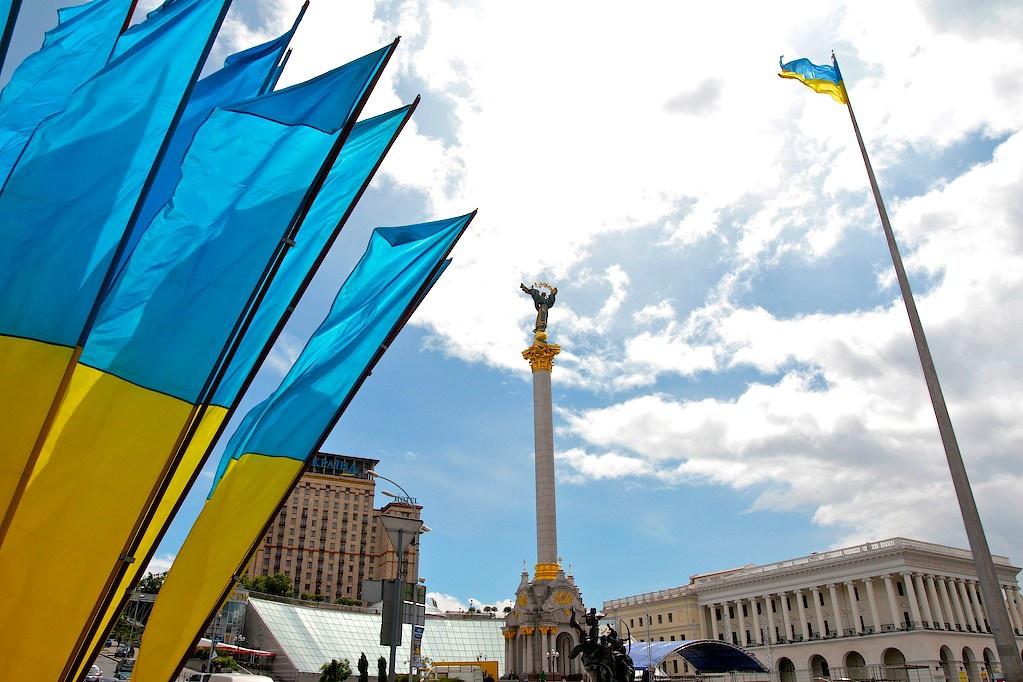 Украинская элита встала на путь создания независимой буржуазной нации.