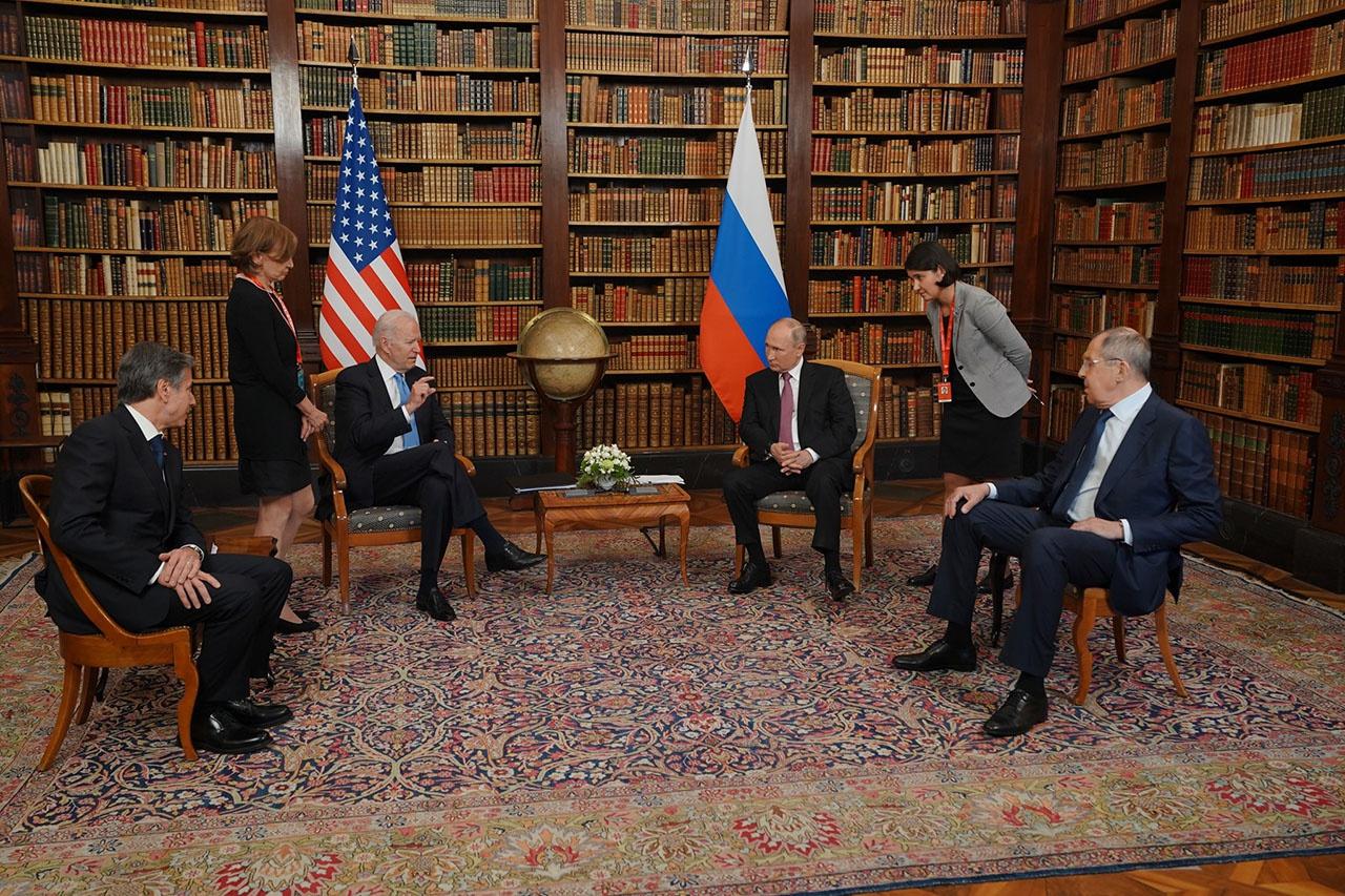 Соглашения Байдена и Меркель по «Северному потоку-2» не соответствует духу переговоров Путина и Байдена в Женеве.