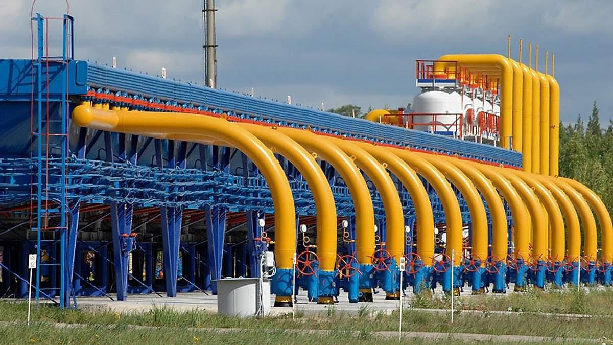 Через украинскую ГТС идёт80% поставок российского газа на европейский рынок.