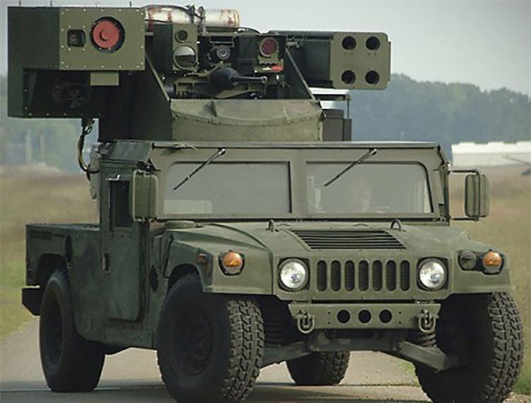 Boeing Laser Avenger может быть использован для поражения малоразмерных БПЛА.