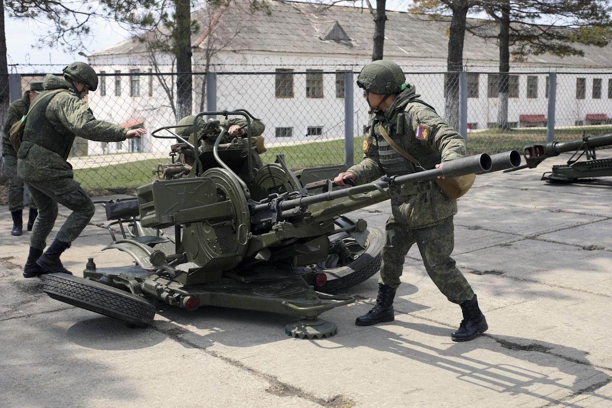Для поражения БПЛА могут применяться и такие, казалось бы, устаревшие системы, как ЗУ-23-2.