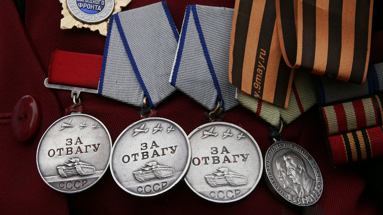 «Твоя медаль всех орденов стоит!»