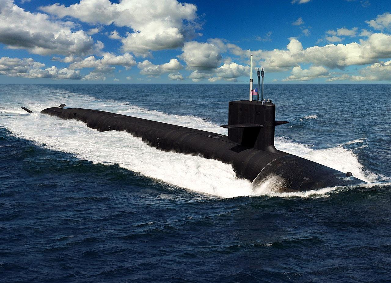 «Колумбия» - проектируемый тип стратегических атомных подводных лодок ВМС США, предназначенный в качестве основного носителя баллистических ракет морского базирования.