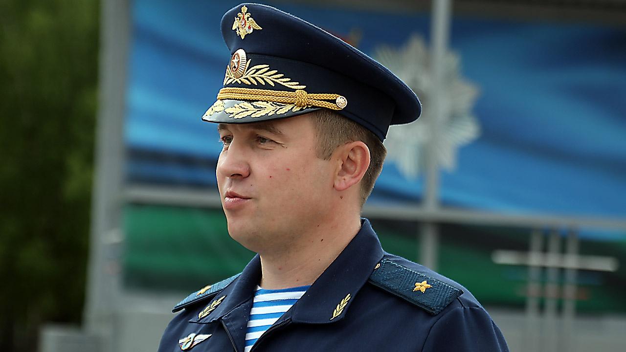 Гвардии генерал-майор Сергей Чубарыкин: «Мы всюду там, где ждут победу!»