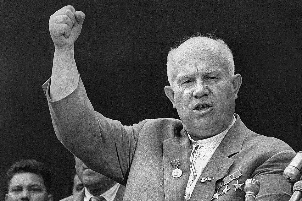 «Ядерный меч» должен был стать разящим не только в речах Никиты Хрущёва, но и в реальности.