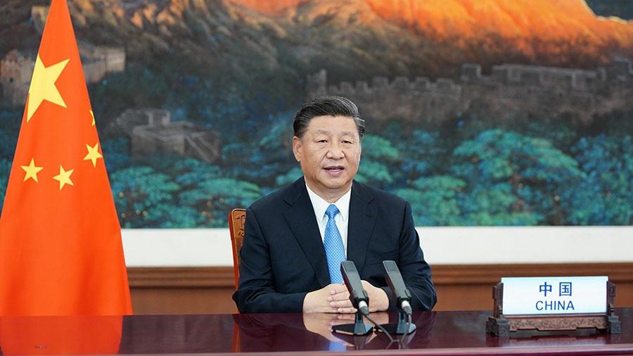 Председатель Китайской Народной Республики Си Цзиньпин обещал «разбить голову» любым недругам Китая, посягнувшим на целостность страны.