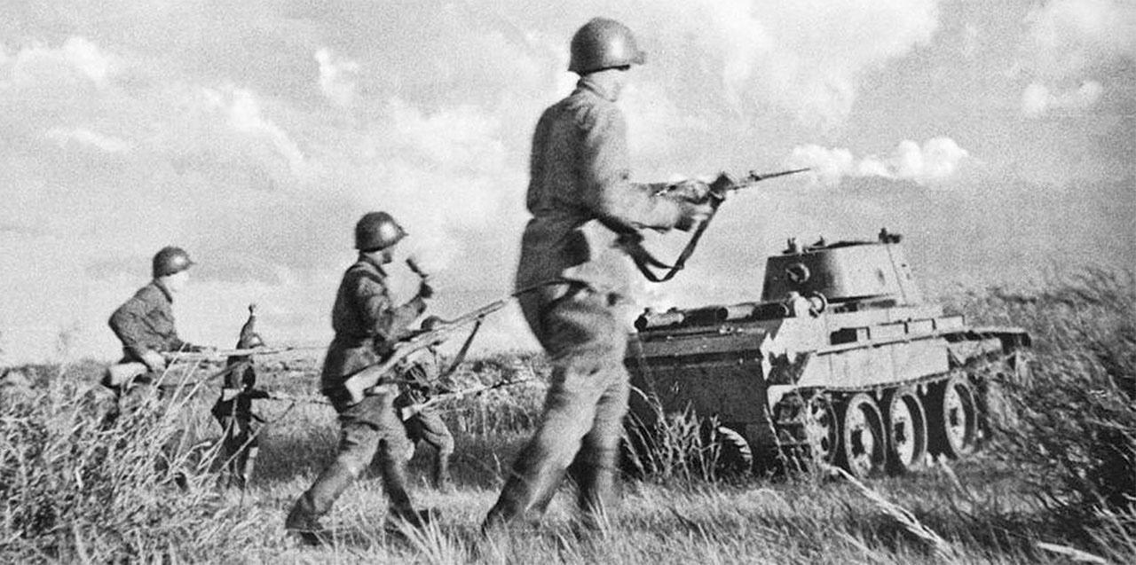 В августе 1939 года СССР был втянут в военный конфликт на Дальнем Востоке с Японией.