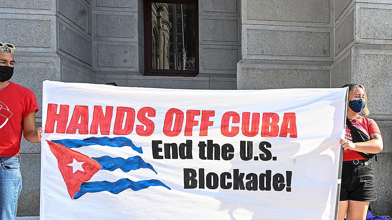 Куба на острие американского вмешательства