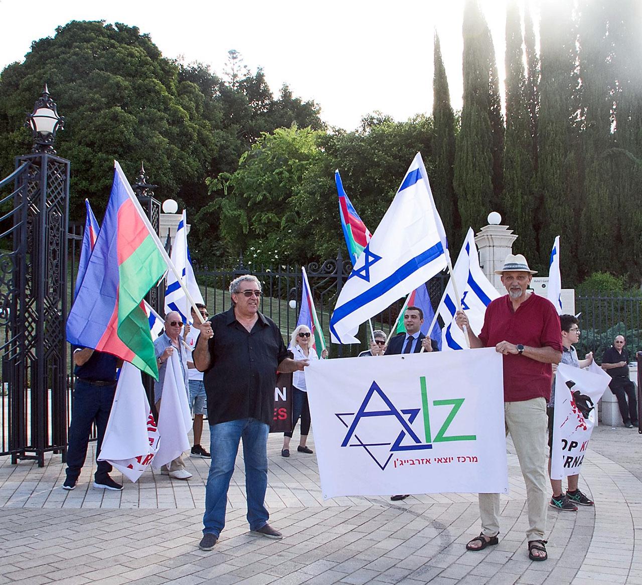 Укреплением связей с АР специально занимается действующая в Израиле с 2007 года Международная ассоциация «Израиль-Азербайджан».