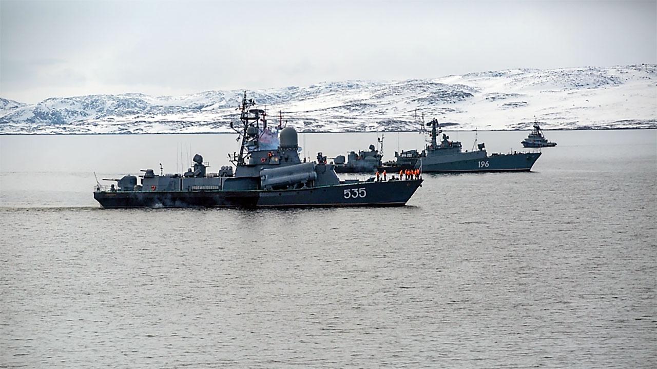 Битва за Арктику 2.0: победит сильнейший