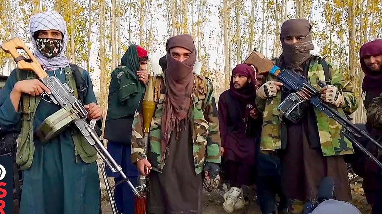 Талиб* за речкой не воин