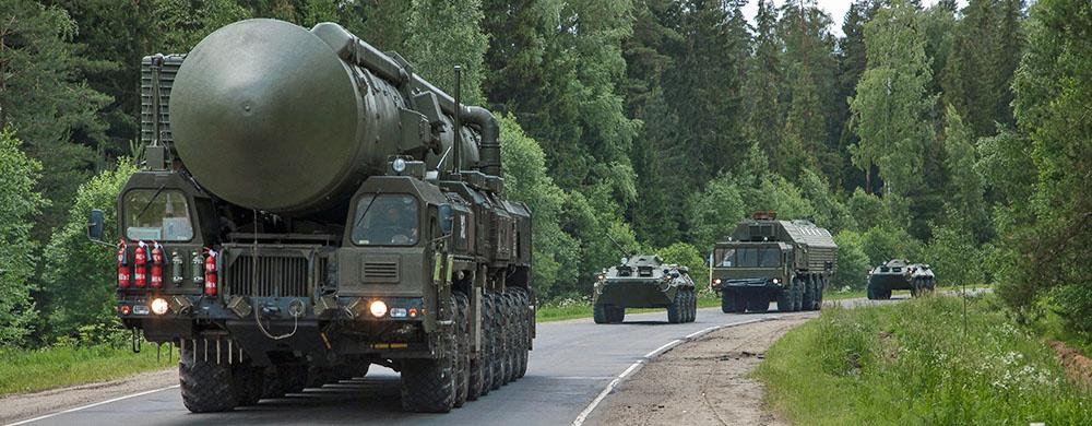 Масштабные тренировки ракетчиков-стратегов недавно завершились в Сибири.