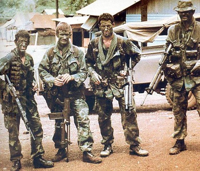Американцы изучили и учли наш опыт и создали свою группу войск специального назначения - «зелёные береты».