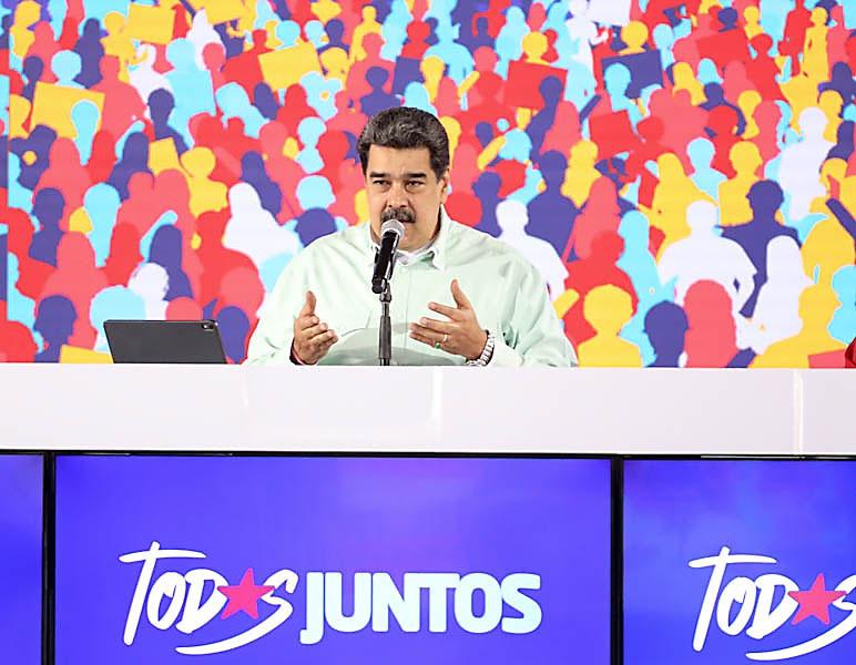 Задача президента Мадуро может заключаться в том, чтобы не поддаться на уловки и не дрогнуть перед угрозами со стороны оппозиции.