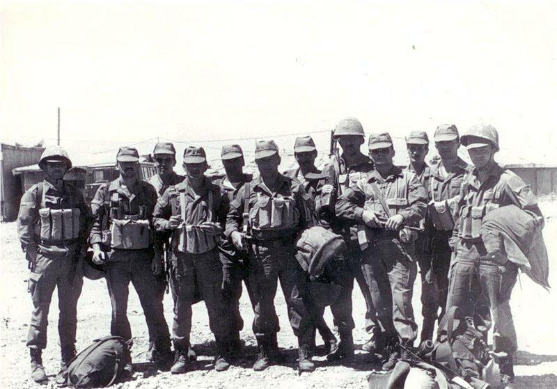 Группа специального назначения «Вымпел» КГБ СССР была основана 19 августа 1981 года. Основными задачами его сотрудников было выполнение спецзаданий за пределами и внутри страны.