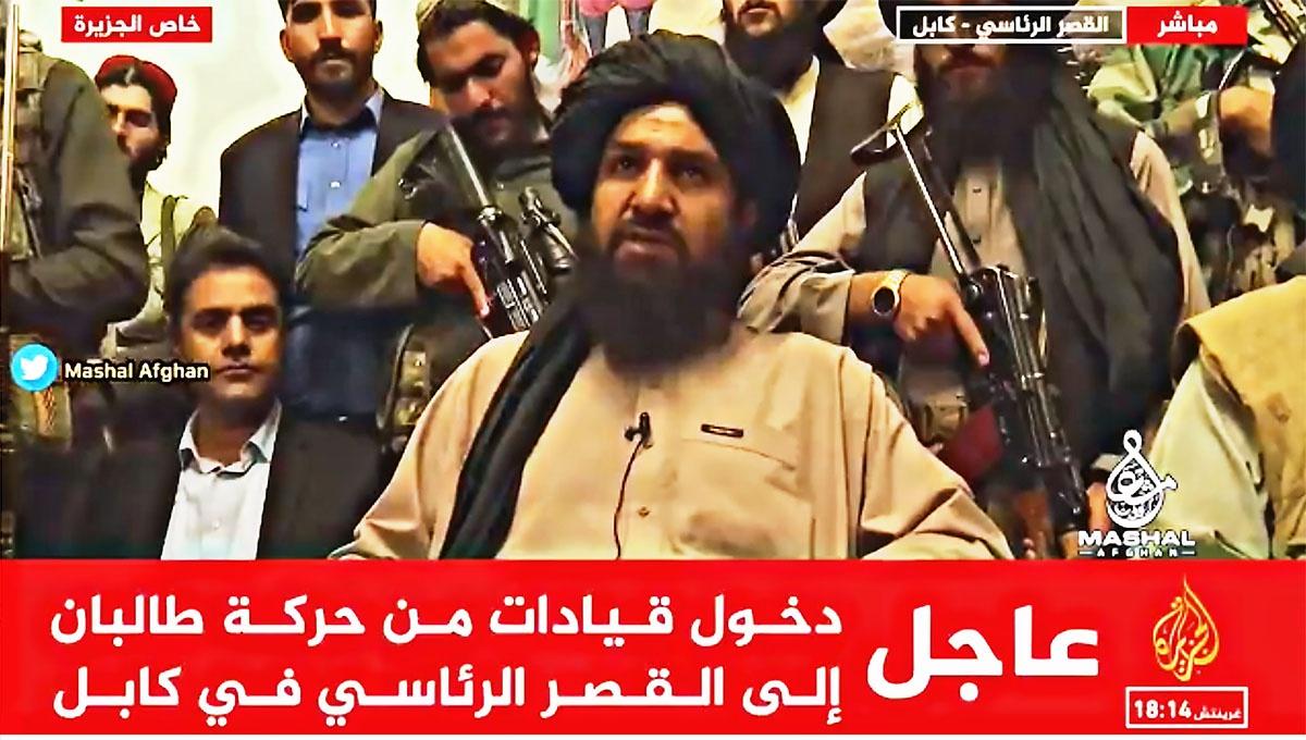 Верховное руководство талибов* совсем не против заняться внутренними проблемами Афганистана и, как они обещают, стать на внешнем контуре белыми и пушистыми.