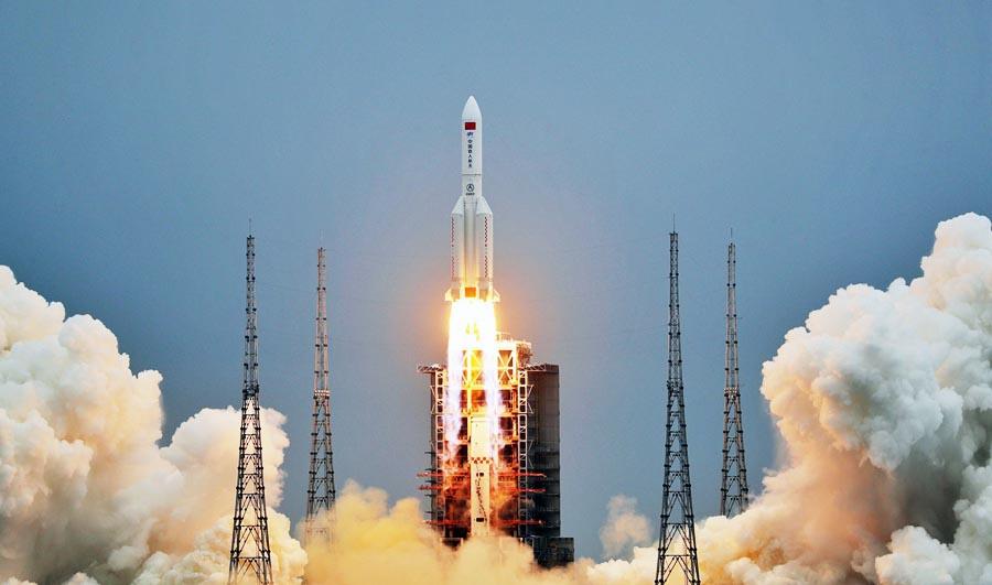 «Китай даже может позволить себе послать людей на Марс до решения проблемы защиты их от изобилующих в космосе высокоэнергичных элементарных частиц».