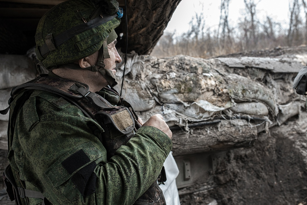 Враг снова придёт с Запада, с поддержкой со стороны НАТО.