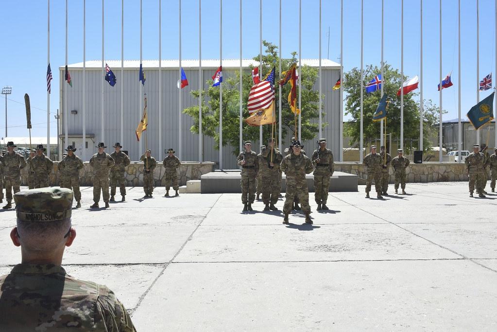 51 страна принимала участие в войне в Афганистане на стороне США.