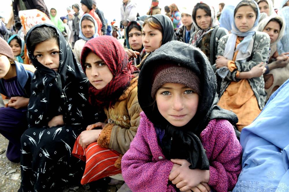 3 700 000 детей в Афганистане не посещают школу, 60 процентов из которых - девочки.