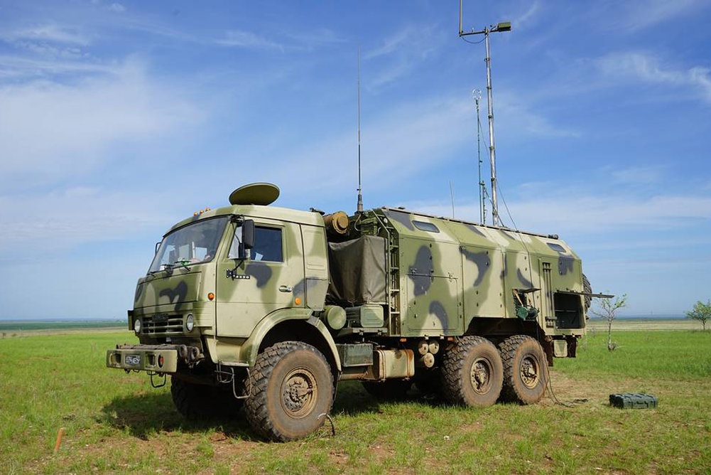 Комплекс звукотепловой разведки «Пенициллин» предназначен для разведки вражеских огневых позиций.