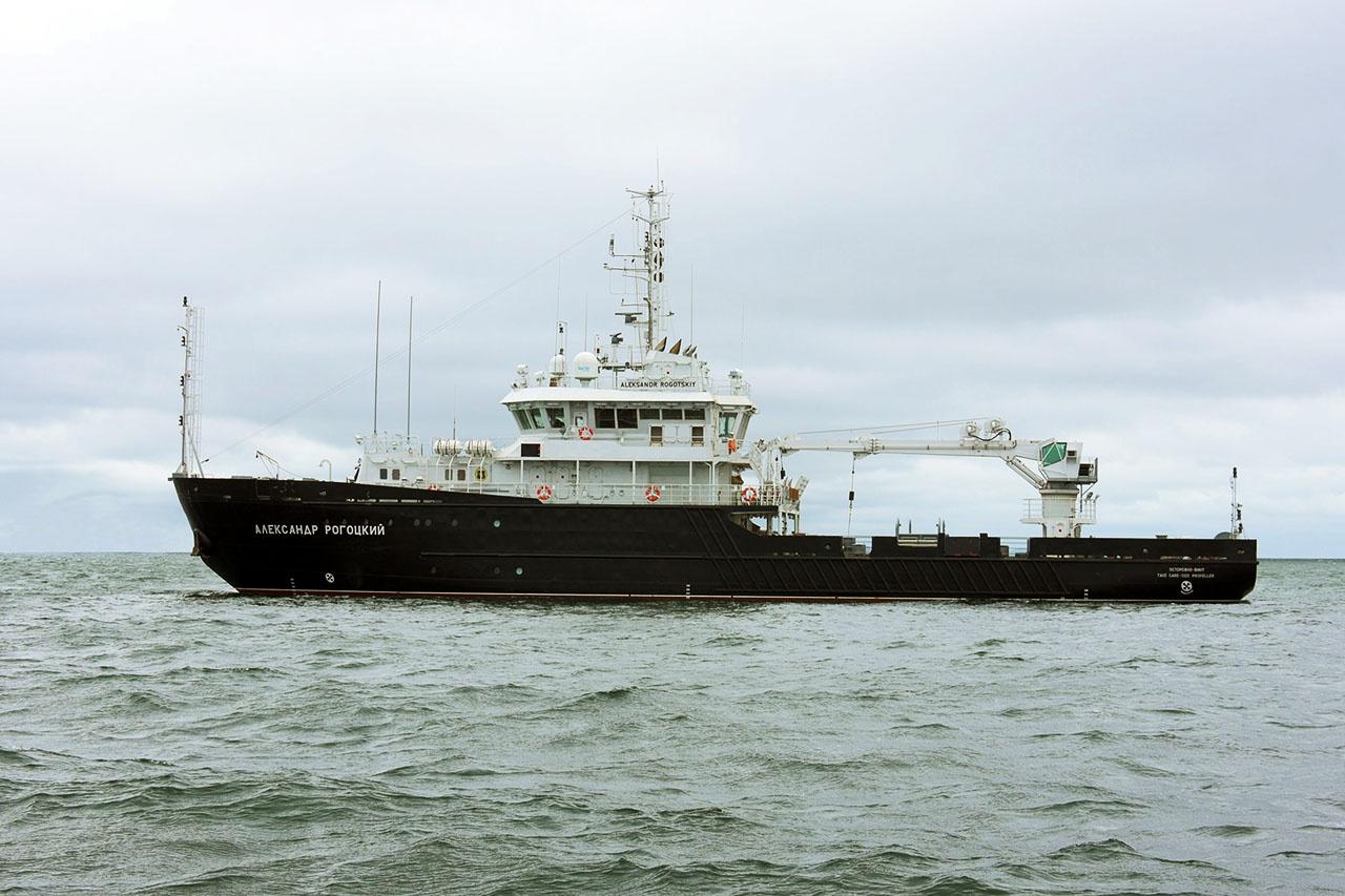 Для жителей Магадана будут организованы экскурсии на малое гидрографическое судно «Александр Рогоцкий».