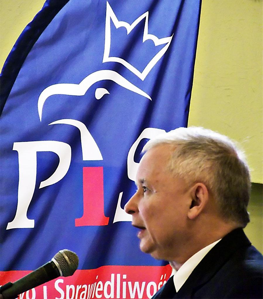 Председатель правящей в Польше партии «Право и справедливость» Ярослав Качиньский намерен урегулировать кризис в польско-израильских отношениях.