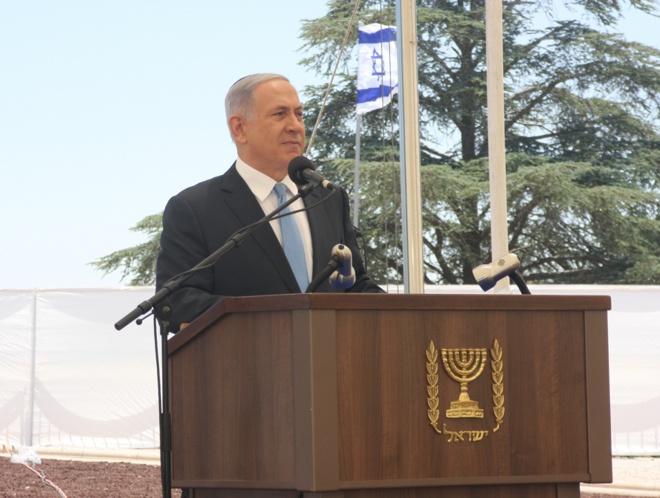 Биньямин Нетаньяху заявил, что «поляки сотрудничали с немцами» во времена холокоста.