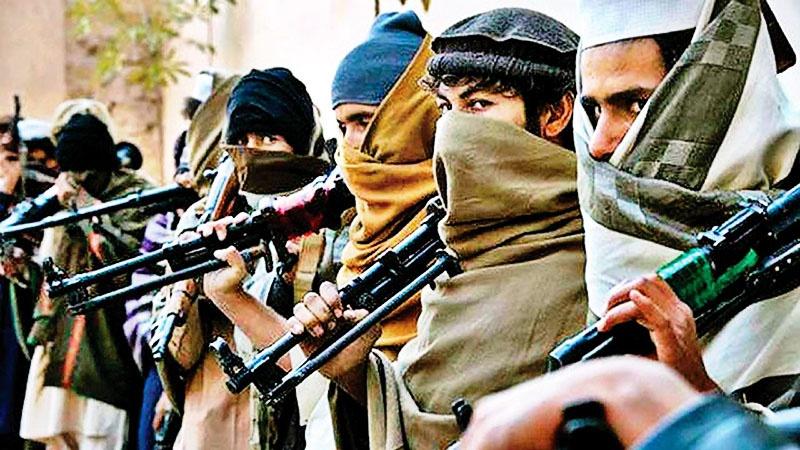 Антииндийские террористические группы могут использовать Афганистан в качестве базы для атак в Кашмире или других частях Индии.