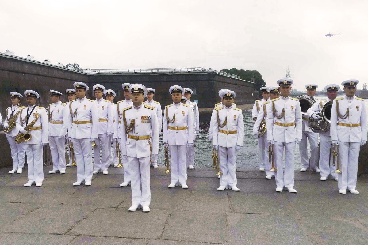 Военный оркестр ВУНЦ ВМФ в смотре-конкурсе военных оркестров Вооружённых сил на протяжении 12 лет занимает 1-е место.