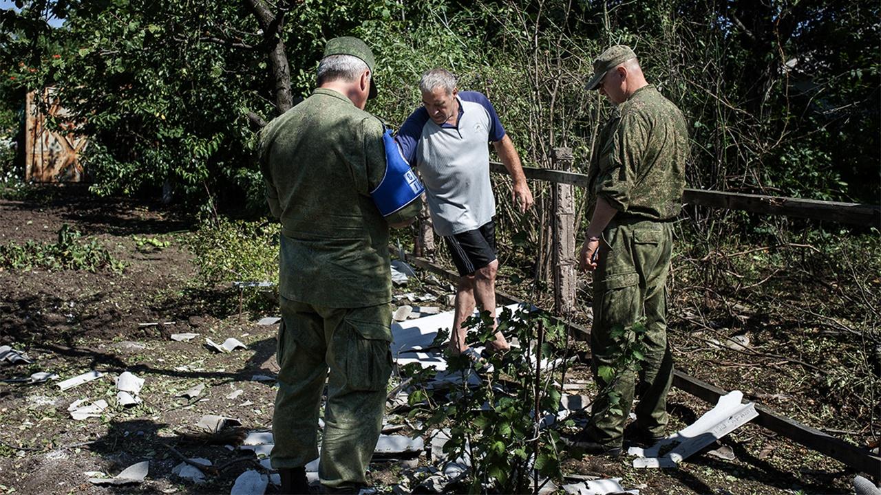 ВСУ устроили Горловке «праздник» - били снарядами по старикам и детям