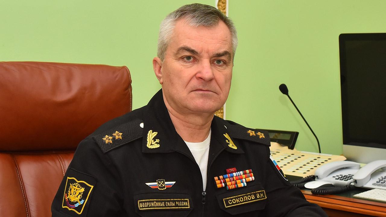Вице-адмирал Виктор Соколов: «Военно-морское воспитание традиционно нацелено на формирование у выпускников боевых, морально-политических и психологических качеств воина-победителя»