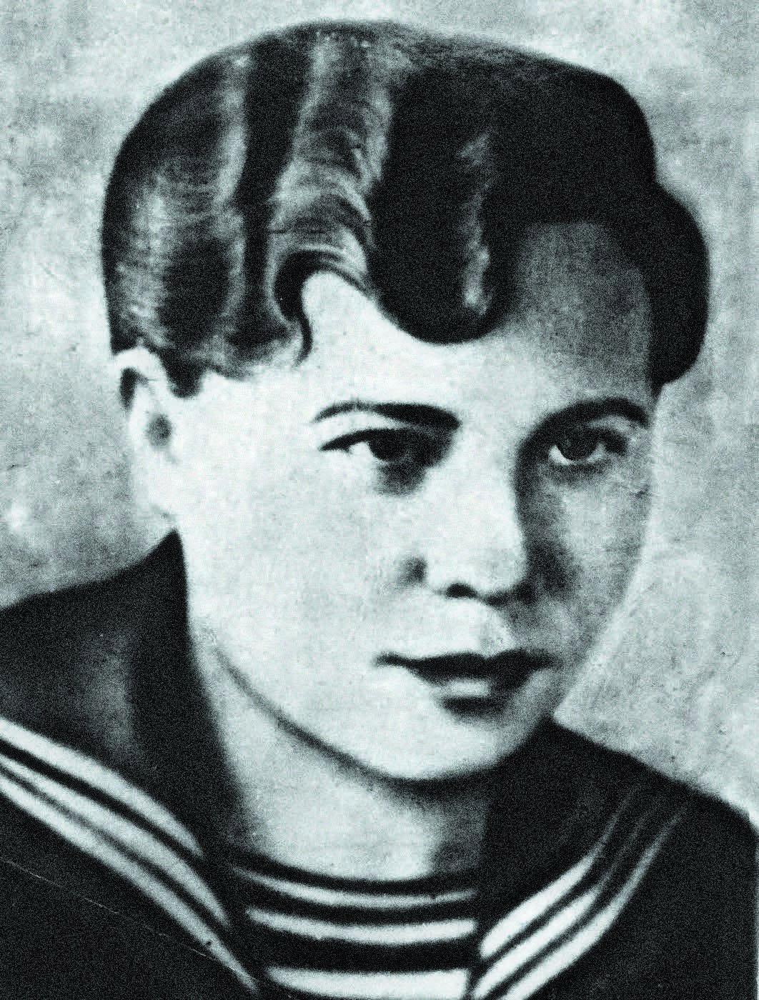 Cтарший матрос Мария Цуканова была разведчицей и погибла при уничтожении японского спецотряда.