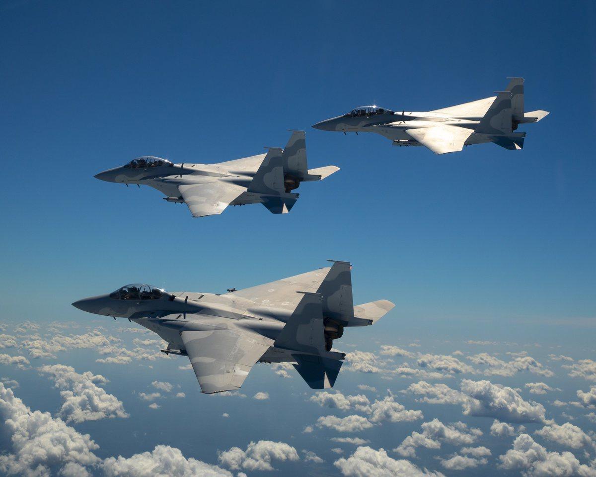 Первая партия самолётов F-15QA отправится в Катар в конце этого года после завершения предпродажной подготовки пилотов.