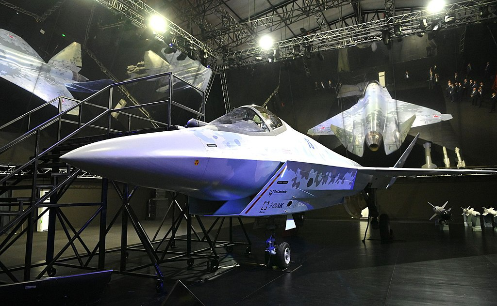 Тенденция к исключению F-35 из мирового торгового оборота только усилится после того, как на этот рынок выйдет российский Су-75.