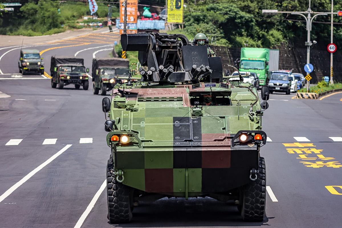 С 13 по 18 сентября Тайвань проведёт крупномасштабные учения под названием «Хань Куан», которые пройдут с участием всех родов и видов вооружённых сил.