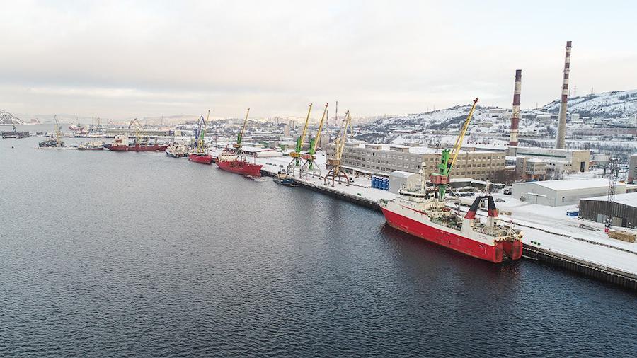 Только Мурманский порт может принимать судна с ядерной энергетической установкой.