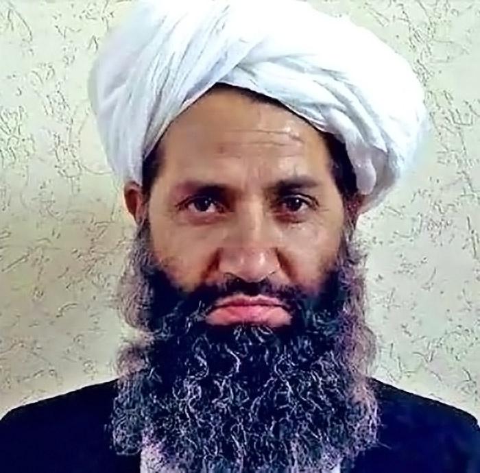 Лидер движения «Талибан» богослов Хайбатулла Ахундзада.