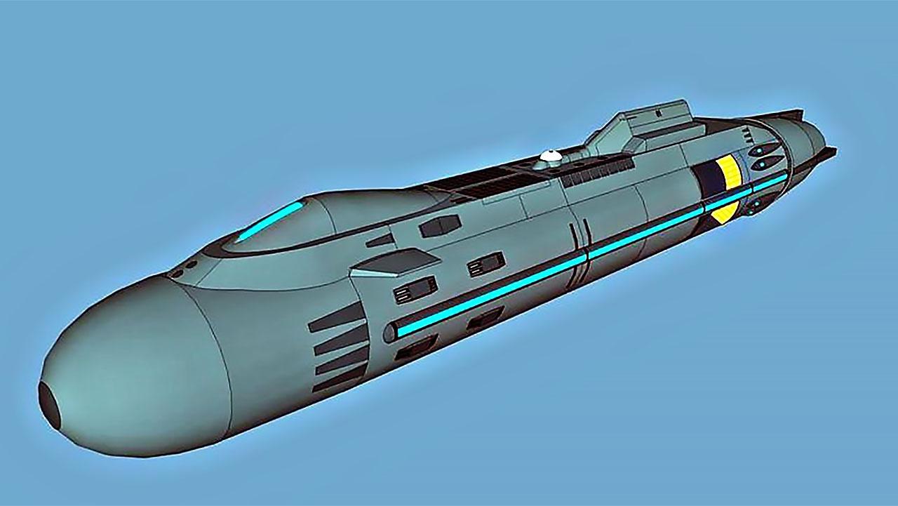 Зачем российские подводные лодки «переквалифицировать» в арктические танкеры и контейнеровозы