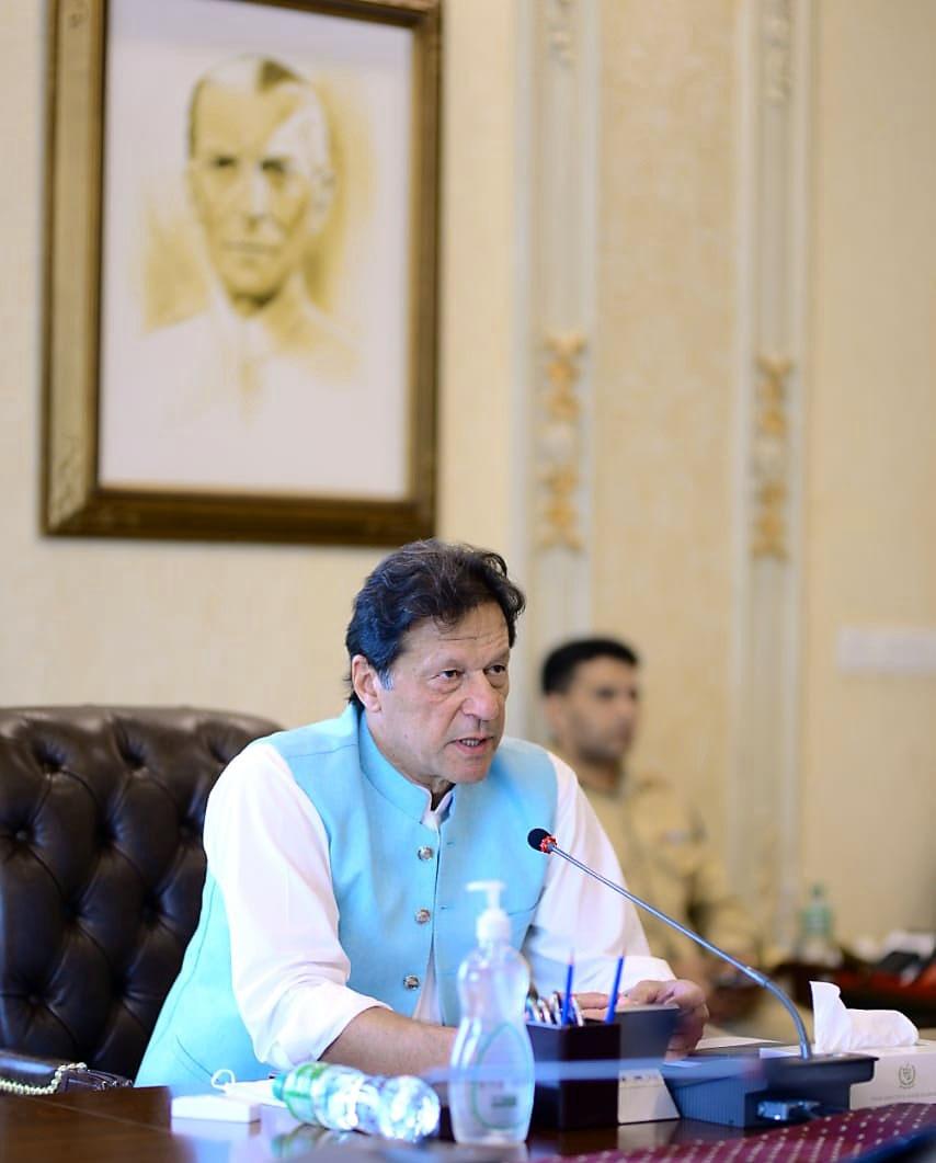 Премьер-министр Пакистана Имран Хан заявил, что Соединённые Штаты действительно напортачили в Афганистане.