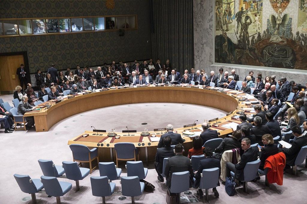 30 августа Совет Безопасности ООН принял резолюцию № 2593 по ситуации в Афганистане.