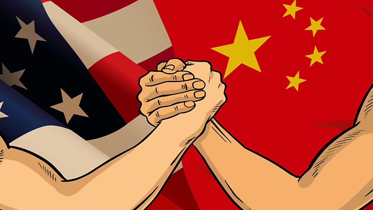 Россия между Америкой и Китаем - третий лишний?