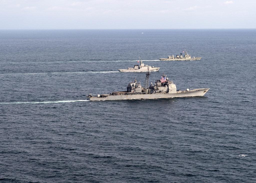 Столкновение китайских и американских кораблей в Южно-Китайском море может стать основой для очень серьёзных конфликтов.